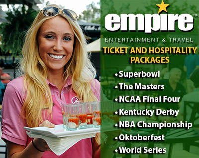 EET Tickets and Hospitality